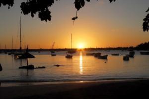Sunset in der Grand Baie